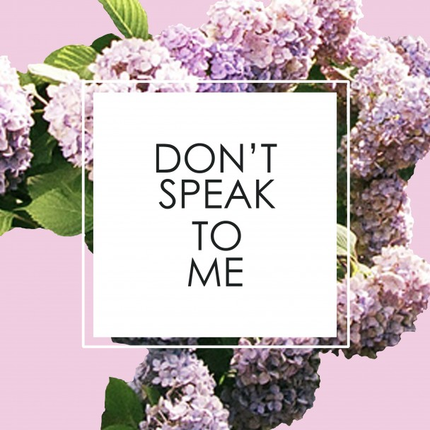 Prinze George - Don't Speak To Me