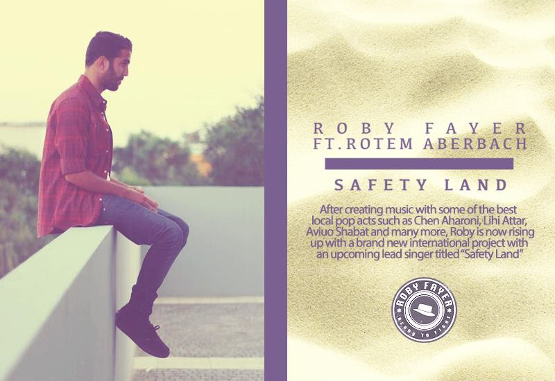 Roby Fayer ft Rotem Aberbach - Safety Land by Eydan-Or Guy