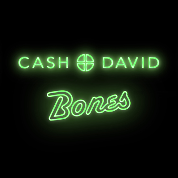 Cash + David - Bones