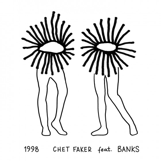 Chet Faker - 1998 (Feat Banks)