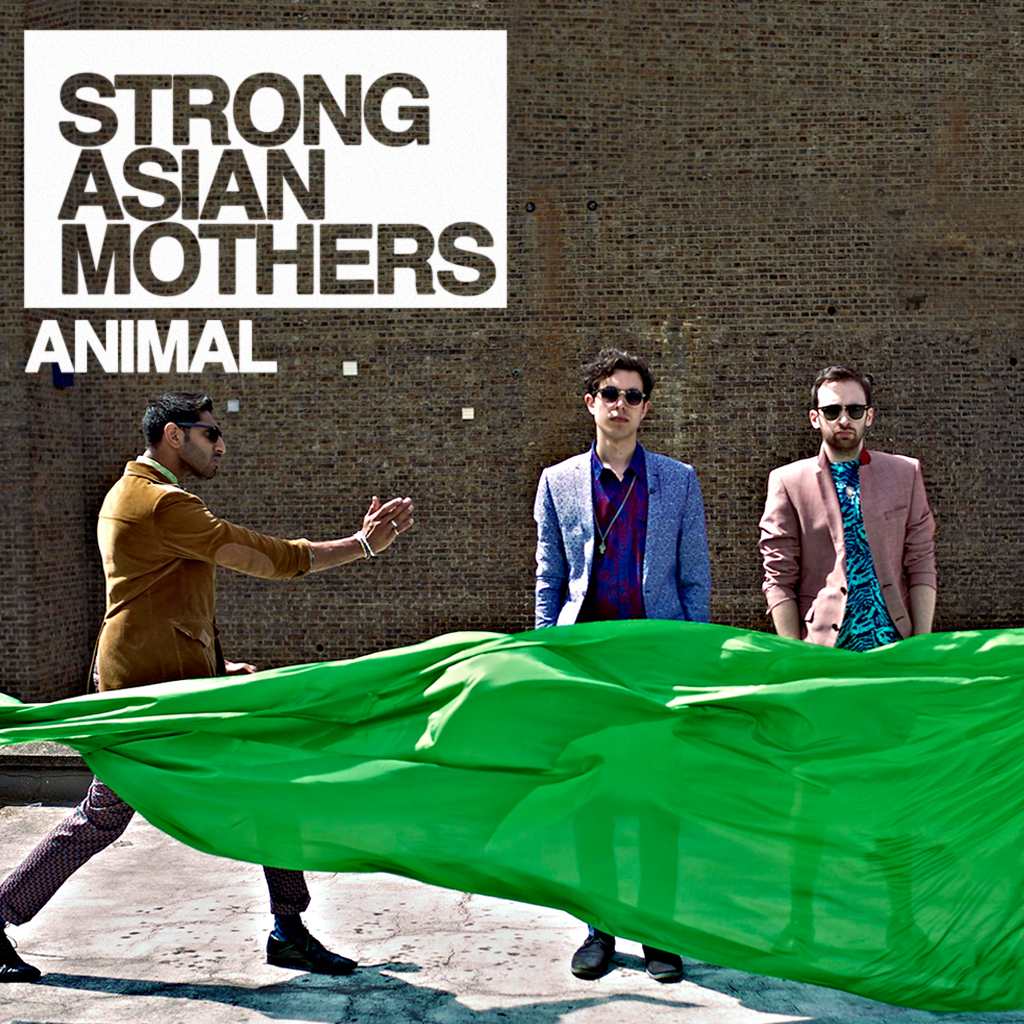 Strong Asian Mothers - Animal