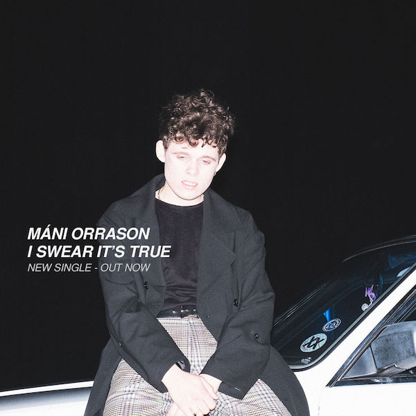 Máni Orrason - I Swear It's True by Yannic Pöpperling