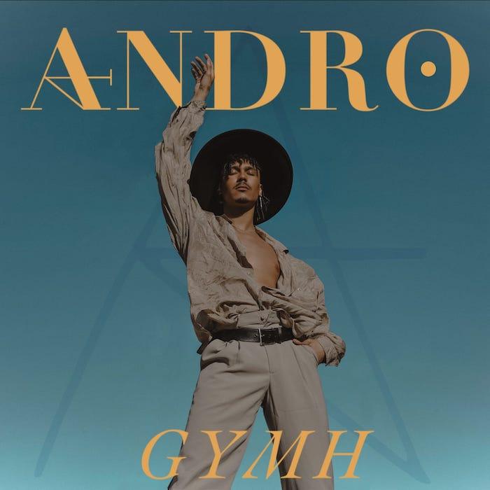 ANDRO by Johnny Diaz Nicolaidis