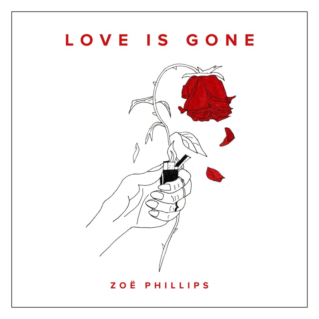 Zoë Phillips - Love Is Gone