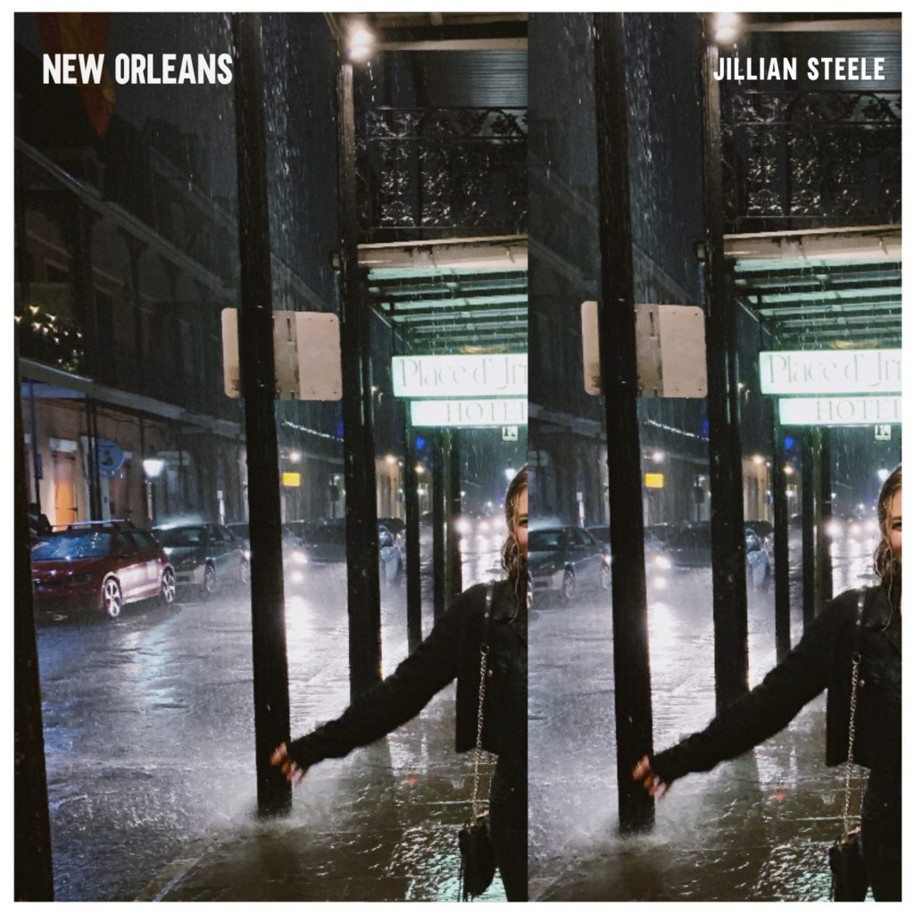 Jillian Steele - New Orleans