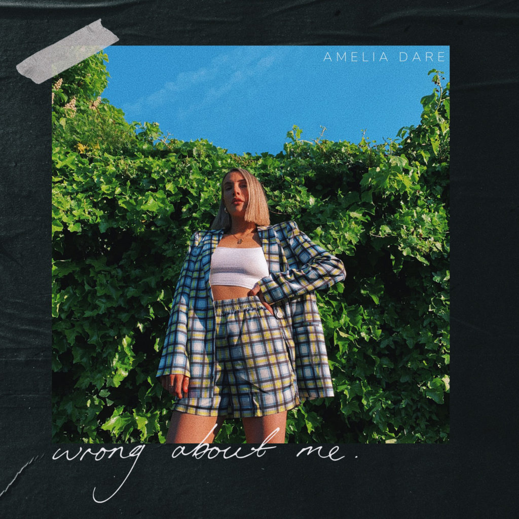 Amelia Dare - Wrong About Me