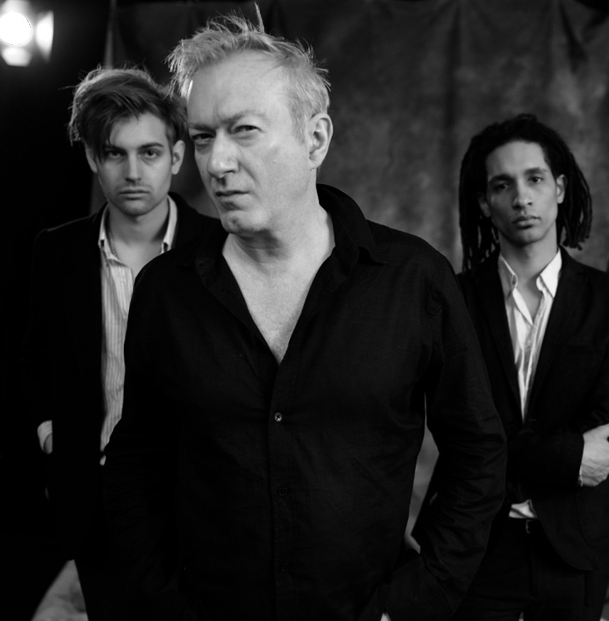 Gang of Four by Leo Cackett